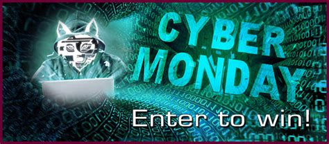 Amazon Cyber Monday Giveaway - mwa cyber monday 2017 giveaway wolf automation