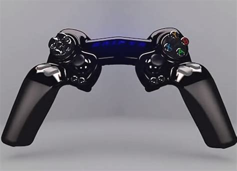 Vr Controller grifta morphing gamepad vr input device reality reviewer vr reality news