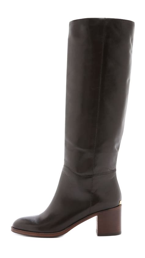 kate spade boots kate spade new york mirelle boots in black lyst