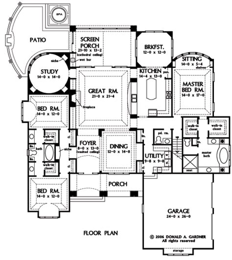 One Story Floor Plans With Two Master Suites One Story Floor Plans With Two Master Suites Home Fatare