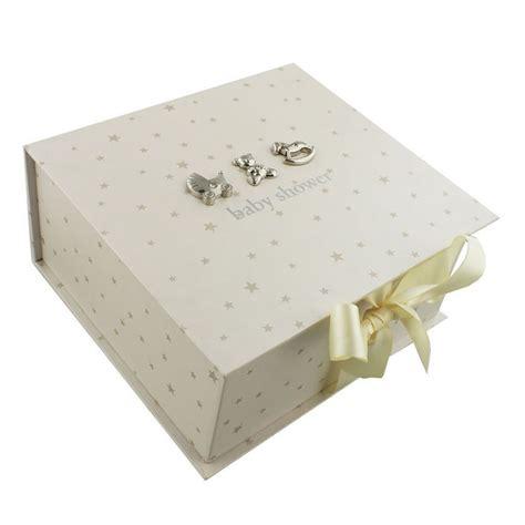 Keepsake Baby Shower Gifts by Baby Shower Keepsake Memory Box Baby Shower Gifts