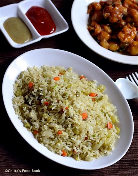 cooker vegetarian rice recipes veg fried rice recipe in rice cooker indian sunday lunch