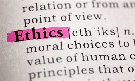 Building Work Psykology And Professional Ethics how to build a strong ethical culture at your agency promising practices management