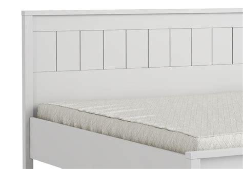 Schlafzimmer Bett 180x200 970 by Bett Brighton In Wei 223 Matt Landhaus Style 180x200