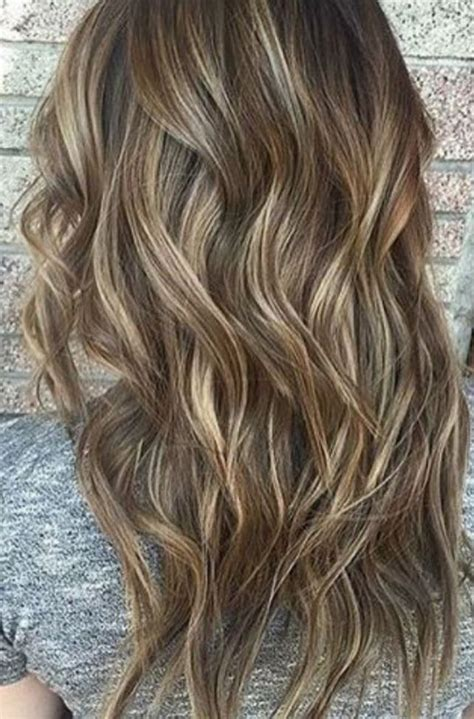 hair highlights and lowlights for brown hair light brown hair colors with highlights for 2017 best