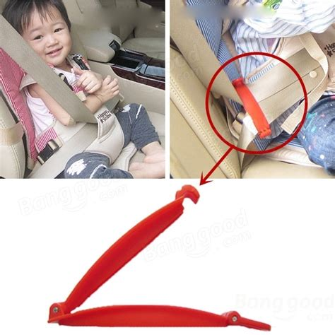 seat belt clip for booster seat baby child safety car seat belt clip belt locking clip