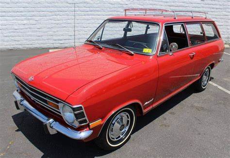 1968 opel kadett wagon 1968 opel kadett l station wagon hemmings find of the