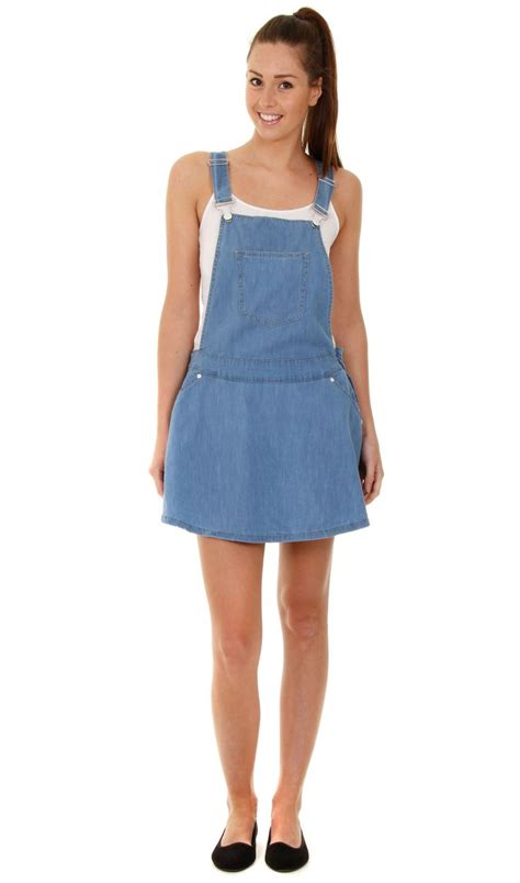 Salsha Dungaree Flared Skirt 17 best images about dungaree dresses skirtalls on dungaree dress dress black and