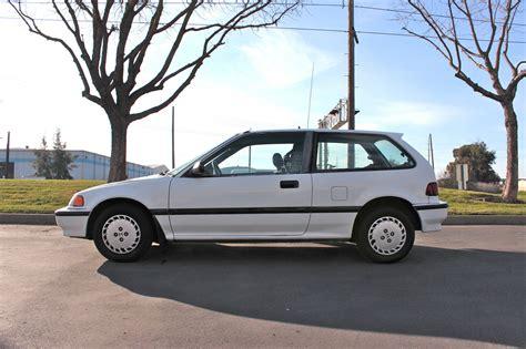 honda 3 door hatchback 1991 honda civic dx hatchback 3 door 1 5l