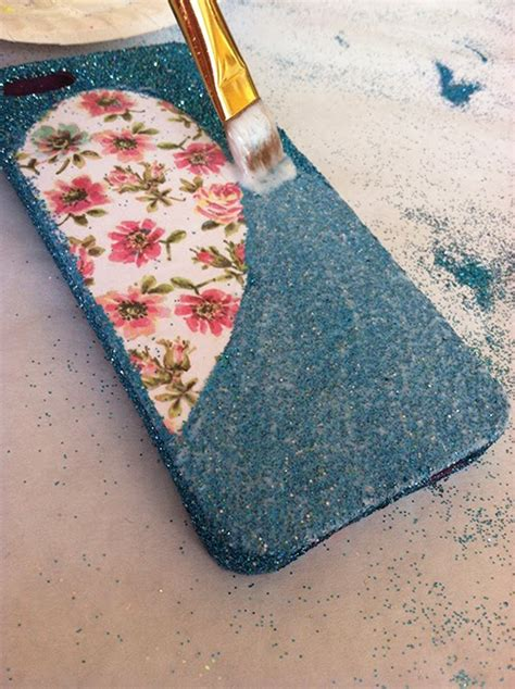 Decoupage Medium - ilovetocreate bff matching phone cases