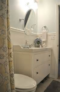 ikea s hemnes vanity done well ba 241 o pinterest