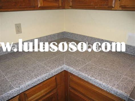 Modular Granite Tile Countertop by 6 Inch Adhesive Tile For Kitchen And Bathroom Tiles