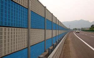 china highway noise barrier sound barrier wall china
