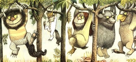 gallery gt wild book illustrations rumpus