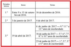 Republic Calendario 2018 Calend 225 Escolar 2016 2017 J 225 Publicado Em Di 225 Da