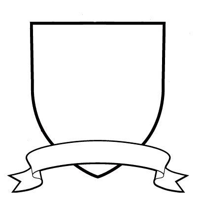 shield blank   SCA ~ Heraldry   Pinterest   Arms, Outlines