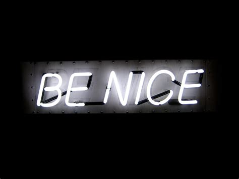 white neon light sign be neon sign ready made white neon distressed black