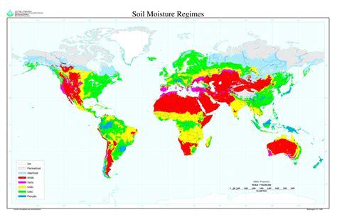 soil temperature map my