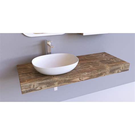 mensole per lavabo mensola per lavabo in abete rustico arredo mobile bagno