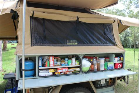 Easy Kitchen Update Ideas by Rob Amp Carol S Track Trailer Eagle Camper Trailer