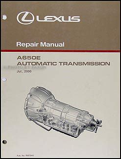 old car manuals online 2005 lexus ls transmission control search