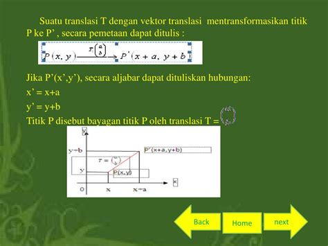 transformasi geometri powerpoint