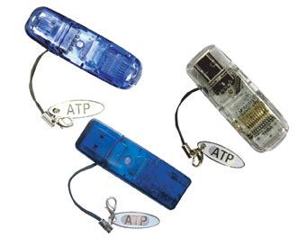 atp mobile atp offers new mobile flash card usb drive combo products