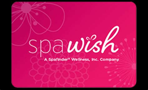 Spa Wish Gift Card - free gift cards free premium templates