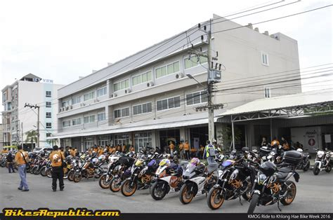 Ktm Malaysia To Thailand Ktm Malaysia Hosts Ride Into Southern Thailand