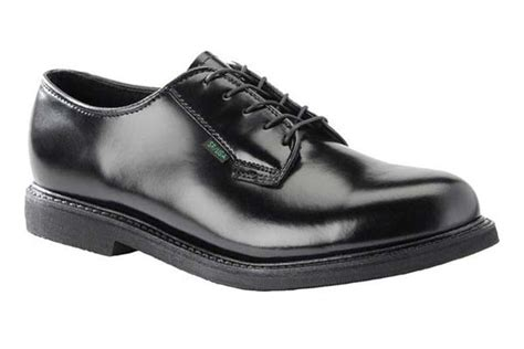 army oxford shoes corcoran 1544 service dress oxford shoe s leather