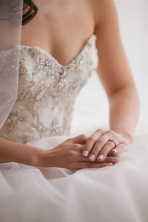 Wedding Manicure by Wedding 13 Pretty Wedding Day Manicures Inside