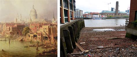thames river museum architect designs tide viewing window for proposed thames