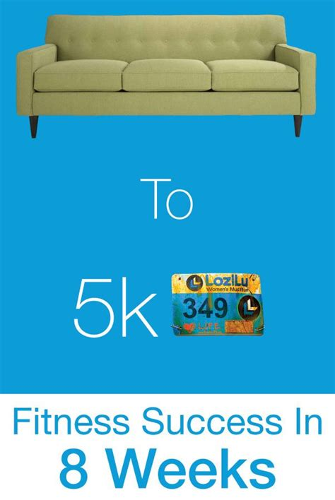couch to 5k in 8 weeks 17 best ideas about 8 week workout plan on pinterest