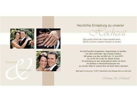 Hochzeitskarten Einladung by Einladungskarte Hochzeit Quot Romantik Quot Klappkarte Quadrat Creme