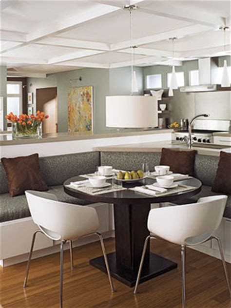 Kitchen Island With Banquette by Cottage Modern Island Banquettes Yay Or Nay