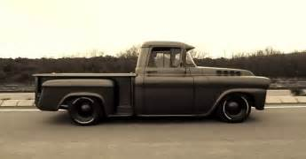 bad to the bone 1958 chevy apache up truck cars