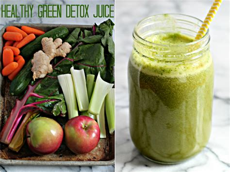 Healthy Green Detox by Healthy Green Detox Juice Cooking With Books