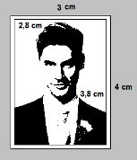 cara edit foto ukuran 3x4 cara mengedit pas foto ukuran 3 x 4 kumpulan tutorial