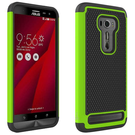 Zenfone Go 5 5 Caseology Hybrid Armor Rugged Shockproof Softcase for asus zenfone 2 laser 5 5 quot tough protective hybrid phone cover ebay