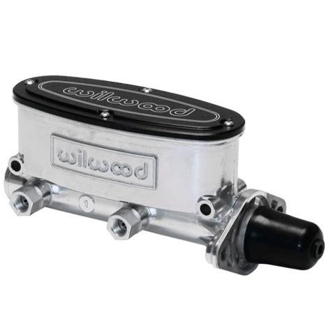 Alarm Wilwood wilwood 260 8555 p aluminum tandem master cylinder 1in