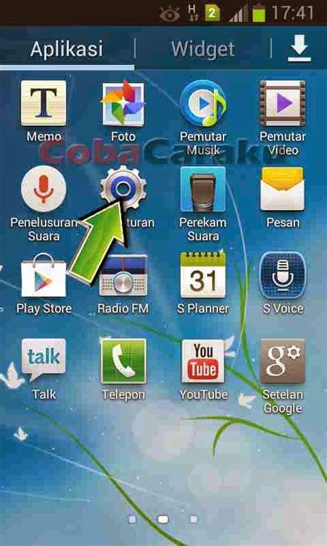 Pasang Wifi Portable cara pasang pasword dan ganti nama hotspot wifi samsung