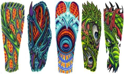 sleeve arm full free tattoo ideas designs thousands of