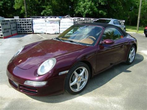 buy used cabriolet convertible 911 997 navigation