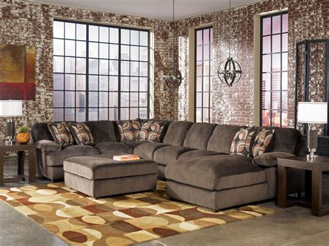 10 sectional sofa 10 photos plush sectional sofas