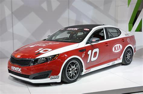 kia optima car coreanmotors kia optima turbo sx kinetic race car