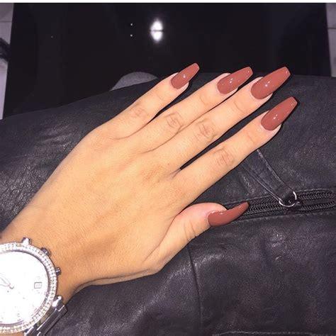 short red coffin nails prettyprettyfingers pinterest coffin nails nail ideas pinterest coffin nails nail