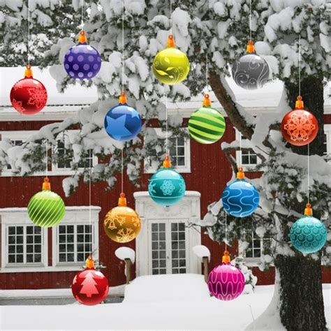 25 most beautiful outdoor decoration ideas for christmas