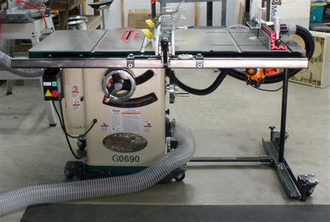 laguna router table extension upgrade delta contractor saw more or save for cabinet