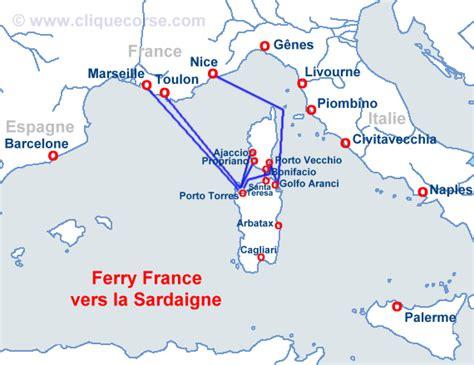 Marseille Porto Torres PROMOTIONS billet bateau pas cher Marseille Porto Torres