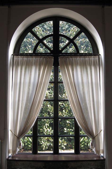 Arch Windows Decor Window Treatments For Arched Windows